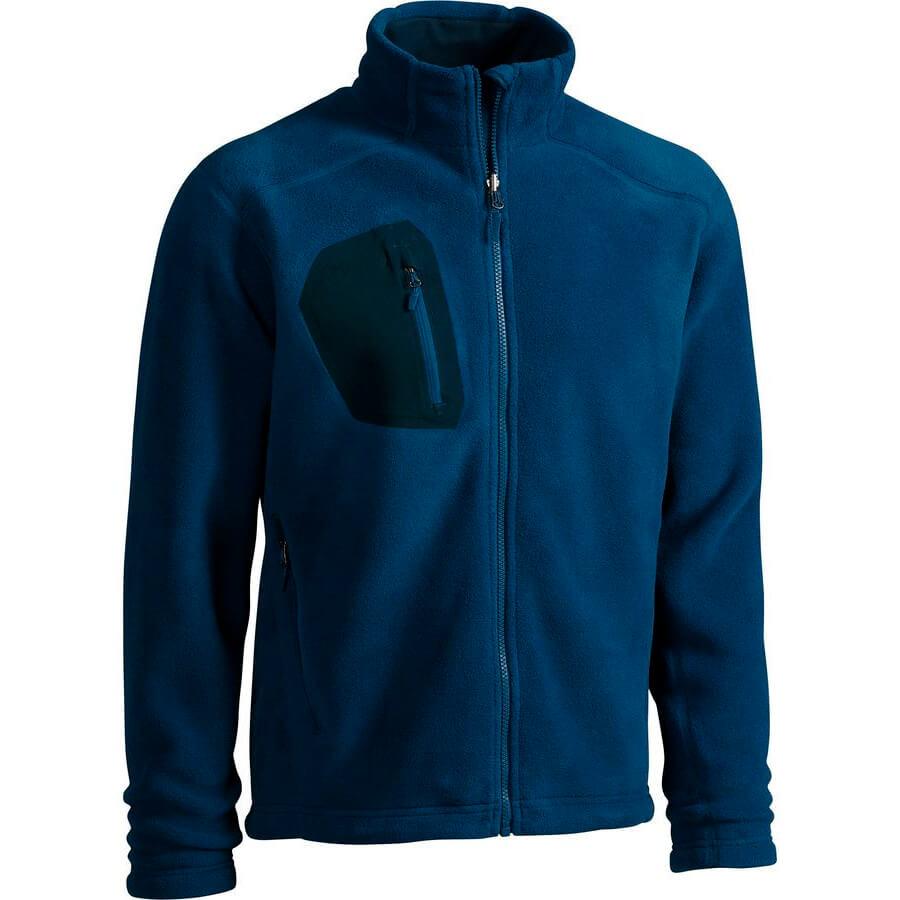 Куртка флисовая рабочая синяя - VT STYLE