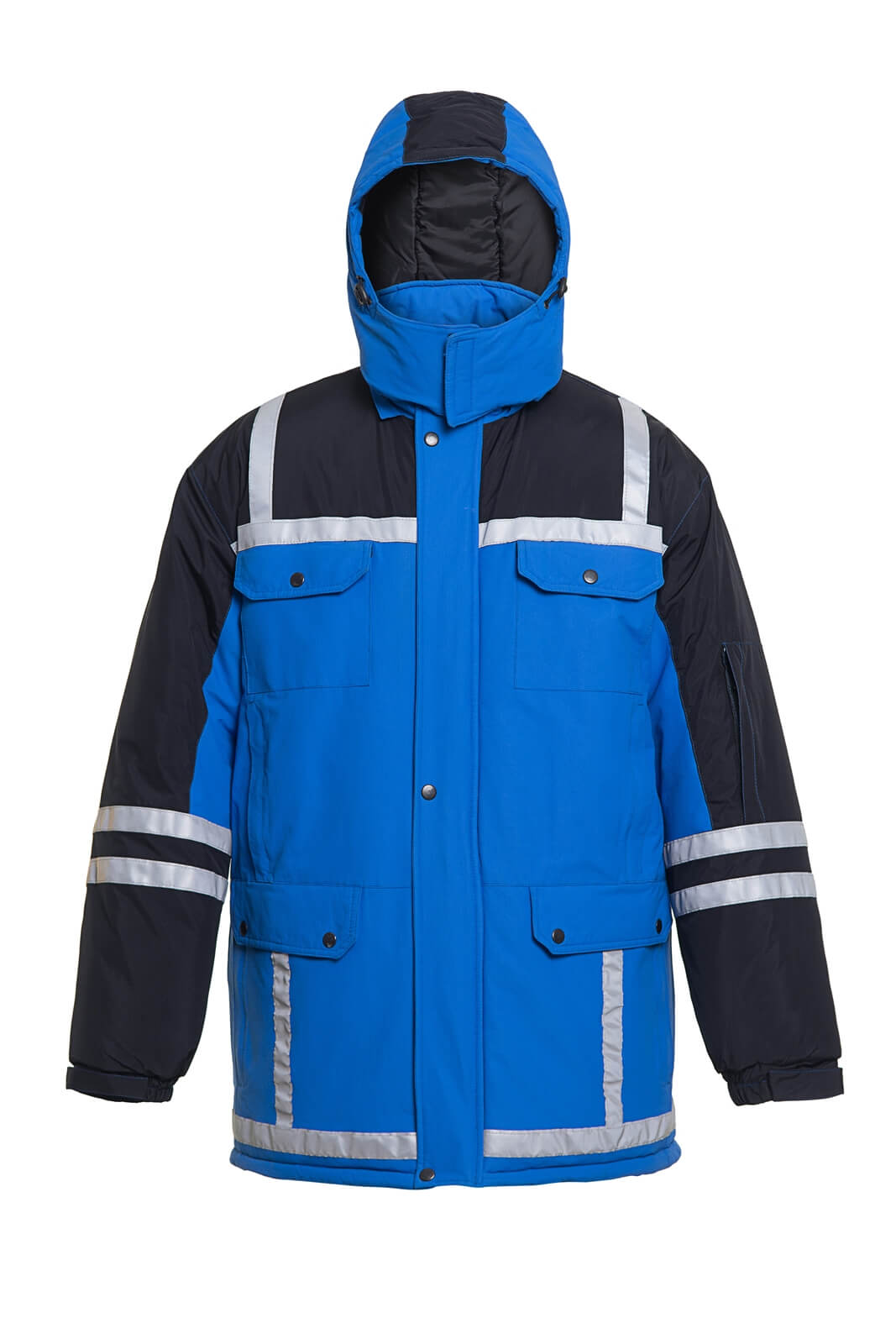 Куртка рабочая зимняя длинная - VT STYLE