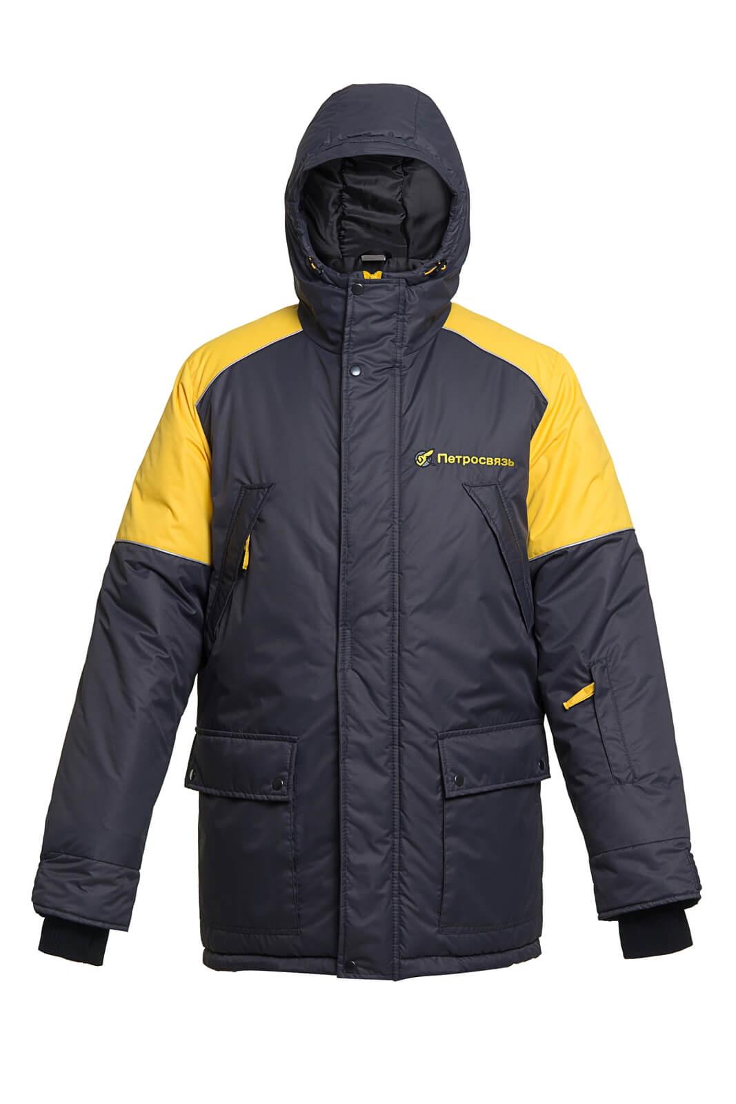 Куртка зимняя Парка для ИТР - VT STYLE