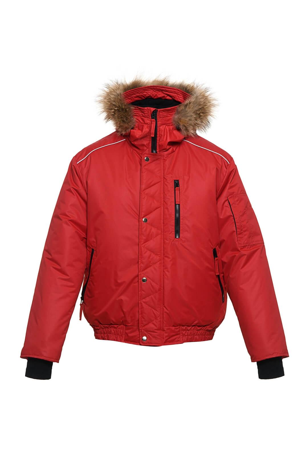 Куртка зимняя рабочая короткая - VT STYLE
