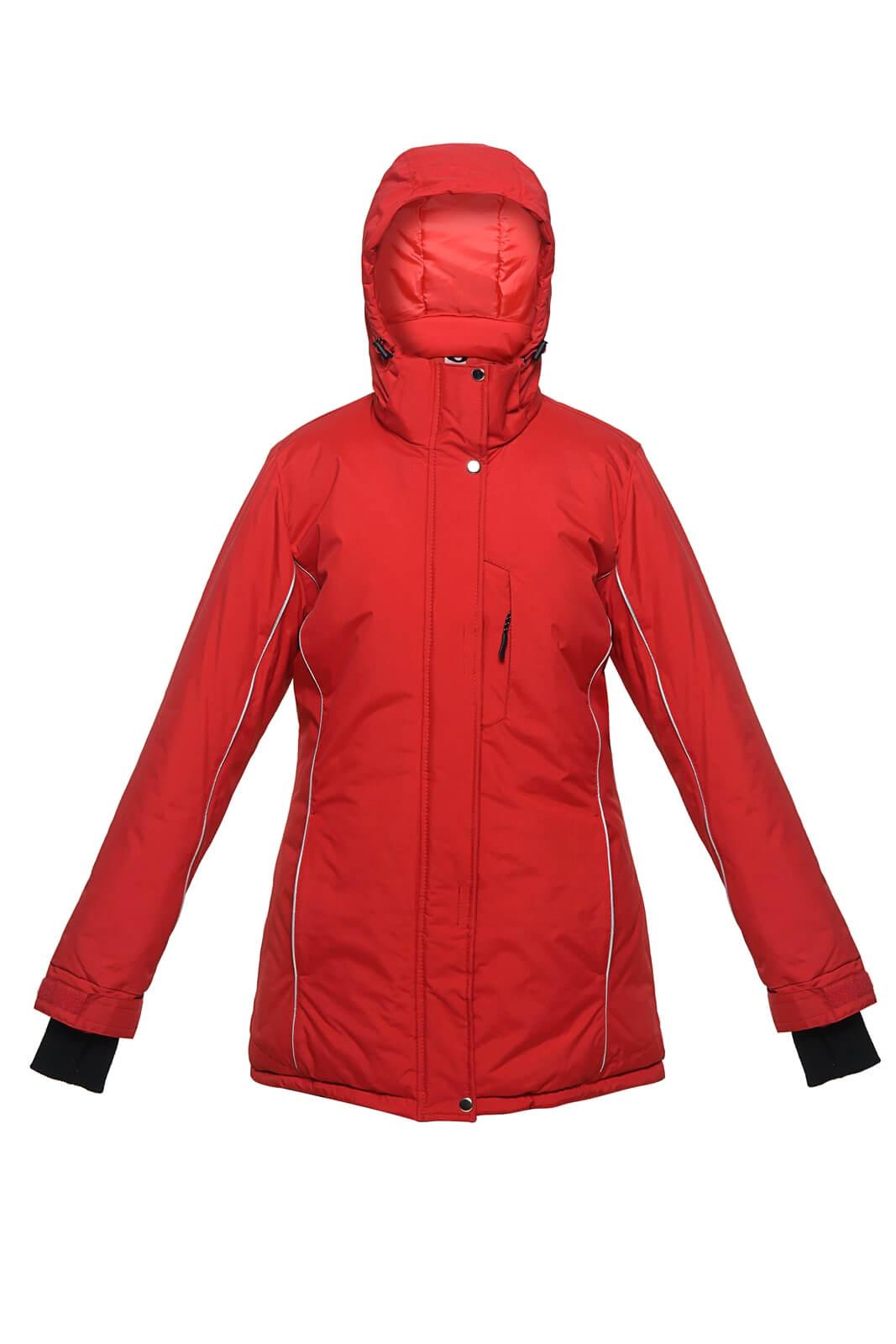 Куртка зимняя женская рабочая Парка - VT STYLE